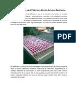 Calefactor Solar Para Viviendas