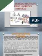 PLAN DE TRABAJO PROYECTO DE CURSO LOGÍSTICA INTEGRAL