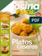 Cocina Fácil 144 - platos caseros.pdf