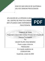 Hipnosis Guatemala