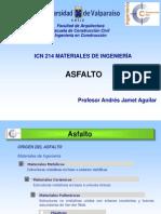Laboratorio Asfalto Materiales de Ingeniería recuperado