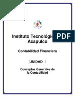 Unidad 1 Contabilidad Financiera