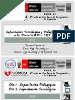 CAPACITACION DIGETE_2013