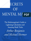 Extract Pages From 88374297 Secrets of Mental Math