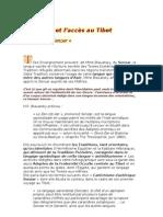 Autor Desconocido - Blavatsky Et l'Acces Au Tibet La Langue Senzar (Art)