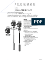 Level Transmitter DBL TI257PEN