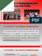 Cambios y Permanencias en La Cultura