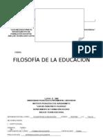 ProgFilosEduca2000 II