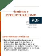 Semiotica y Estructuralismo