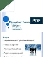 Caso Widget Warehouse 1.1