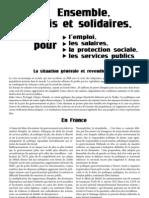 Tract de l'UD CGT pour la marche du 5 mai 2013