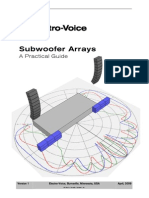 wp - Subwoofer Arrays v04