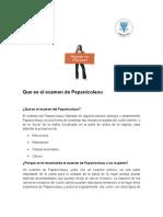 Que Es El Examen de Papanicolaou