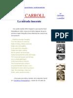 artículos sobre lewis carroll