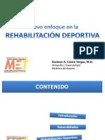 Rehabilitacion Deportiva
