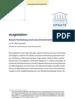 E Legislation