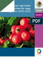 Estadísticas Agrícolas DR 2009-2010