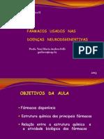 Aula 3 - QF - Doenças Neurodegenerativas
