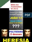 POLITEISMO HERESIA