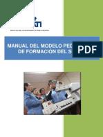 Manual Del Modelo Formacion Profesional SENATI