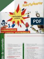 Secundaria Mr Electronico - Aprendamos Jugando - EnigmaElectrónica - Cekit a Color