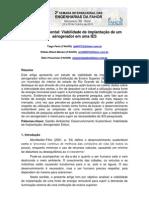 2012_19.  GESTÃO AMBIENTAL - VIABILIDADE DE IMPLANTAÇÃO DE UM AÉROGERADOR EM UMA IES
