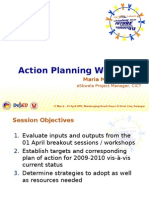 Action Planning Workshop