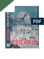 Ursula K. Le Guin_Pricanje_Hainski Ciklus