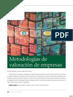 350 Metodologias de Valoracion de Empresas