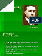 Biografia Lev Vigotsk