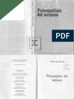 Psicoanálisis del Autismo - Alfredo Jerulasinsky (1)