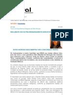 45º Clamor_REALMENTE SÃO EXTRAORDINARIAMENTE ESPANTOSAS TODAS ESTAS INCRÍVEIS DESCOBERTAS- NÃO CONCORDAS PARTE I _4-09-2012