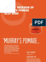 Murray's Pomade Style Guide