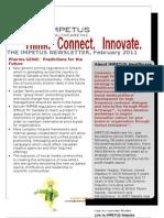 impetus newsletter feb 2011