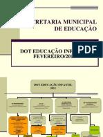 educaçao infantil-apresentação 2011 - versão 09 de fevereiro