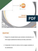 03_Introduccion a Subestaciones Electricas Xm