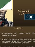 COLONIAEscravidão no Brasil