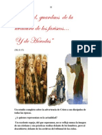 Guardaos de La Levadura de Los Fariseos