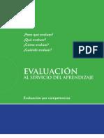 Evaluacion Al Servicio de Los Aprendizajes0 090607181624 Phpapp01