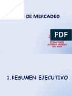 Plan de Mercadeo Ppt
