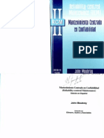 Libro Mantenimiento RCM II