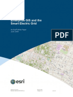 Enterprise Gis Smart Electric Grid