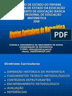 3.Diretrizes de Matematica