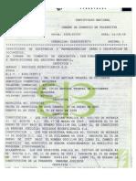 04.0 Residuos Ecoeficiencia S.A / Empresa de la Familia Presidencial Uribe que compite con lo previsto como servicio publico por el Decreto 1713 de 2002 al buscar crear negocio privado de bodegas de acopio y plantas de reciclaje y exporatcion de residuos como materia prima barata y privada.