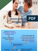 Sexualidad en Los Adolescentes