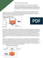 Control de Parametros en Un Fermentador