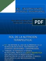 Dieta Terapeutica 1a. 2o.P
