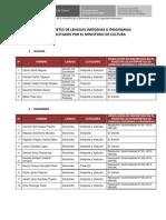 Relación- Intérpretes de-lenguas para consulta previa