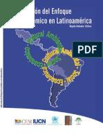 Andrade 2007, Aplicación del enfoque ecosistémico en LA