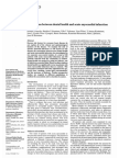 Association Between Dental Health and Acute Myocardial Infarction.